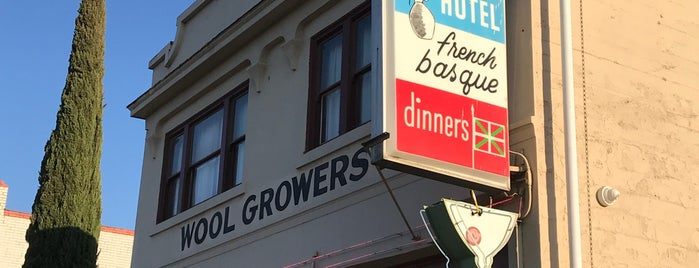 Wool Growers Restaurant is one of Lugares guardados de Julianne.