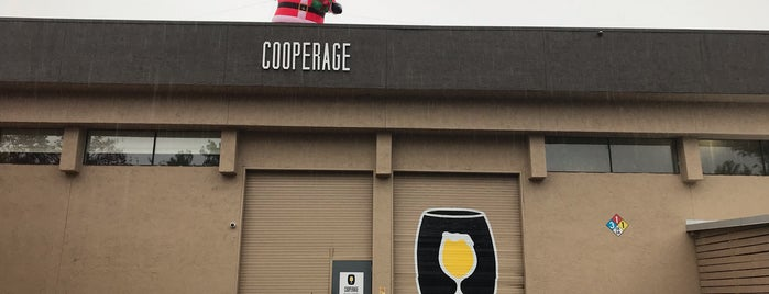 Cooperage Brewing Company is one of Beer Spots.