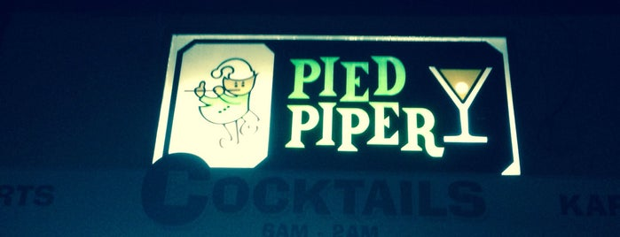 Pied Piper is one of Northern CALIFORNIA: Vintage Signs.