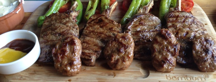 Kasapoğlu Steak is one of สถานที่ที่บันทึกไว้ของ Mahmut Enes.