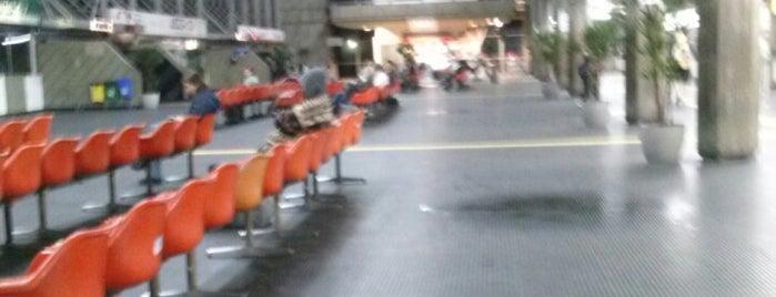 Terminal Rodoviário Rita Maria is one of Minha lista.