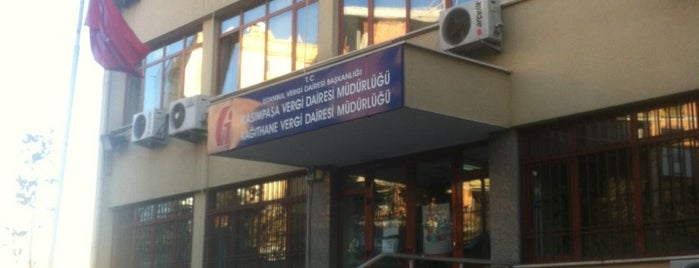 Zincirlikuyu Vergi Dairesi is one of Posti che sono piaciuti a ENES.