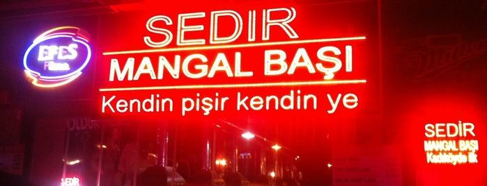 Sedir Saklı Bahçe is one of Gizem Nur'un Beğendiği Mekanlar.