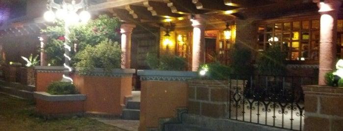 Hotel Del Parque is one of Locais curtidos por Sofia.