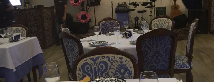 Buhara Restaurant is one of Locais salvos de 🌜🌟hakan🌟🌛.