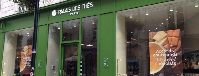 Le Palais Des Thés is one of Lieux qui ont plu à Amélie.