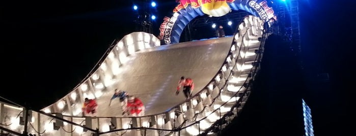 Red Bull Crashed Ice 2014 is one of Repeat Offender.