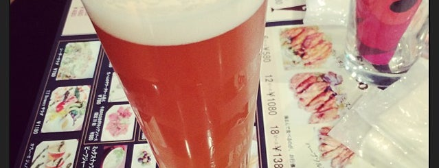 T.T BREWERY 川崎チネチッタ通り店 is one of Lieux qui ont plu à Daisuke.