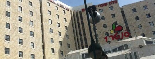 Jerusalem Gate Hotel is one of Tempat yang Disimpan Janete.