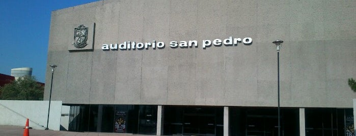 Auditorio San Pedro is one of Lugares favoritos de Armando.