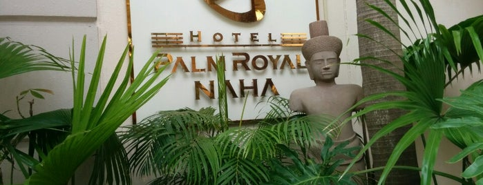 Hotel Palm Royal Naha is one of Japan.
