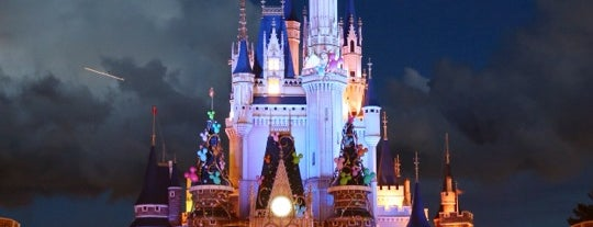 Tokyo Disneyland is one of Japan.