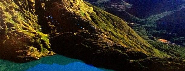 Cerro Castor is one of Patagonia (AR).