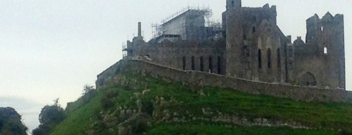 Rock of Cashel is one of World Heritage Sites!!!.