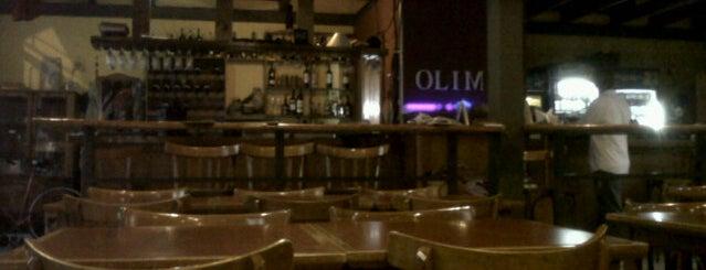 Olimpo Bar is one of Break, coffee break Rosario.