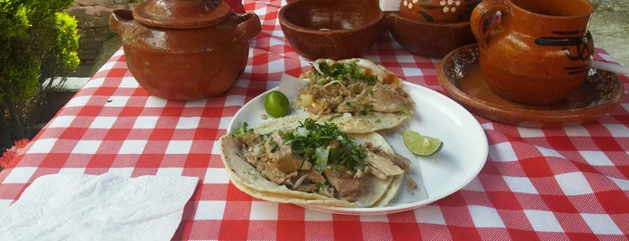 Carnitas Don Ramiro is one of Tempat yang Disimpan Tamara.