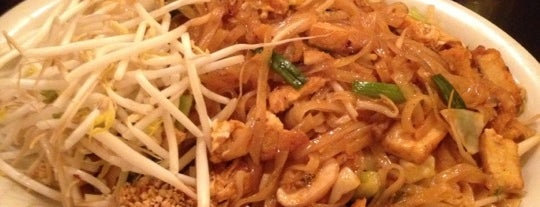 Baan Thai is one of Been There, Done/Ate/Drank That..