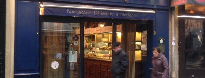 La Fournée d'Augustine is one of Paris.