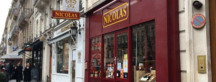 Nicolas is one of Paris gidilecek.