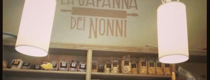 La Capanna dei Nonni is one of Ristoranti.