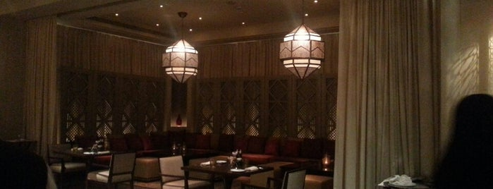 The Grill Restaurant & Terrace is one of رايق.