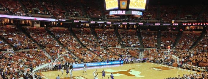 Frank Erwin Center (ERC) is one of concert venues 1 live music.