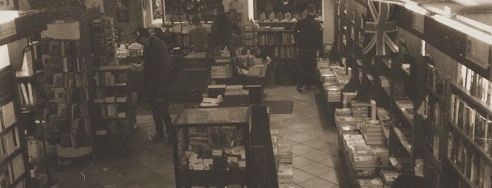 Buchhandlung Höllrigl is one of SALZBURG SEE&DO&EAT&DRINK.