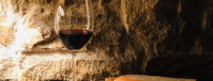 Ruby Wine Bar is one of Orte, die Evgeny gefallen.