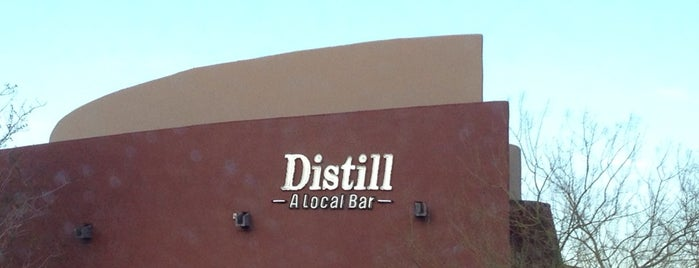 Distill - A Local Bar is one of สถานที่ที่ Eve ถูกใจ.