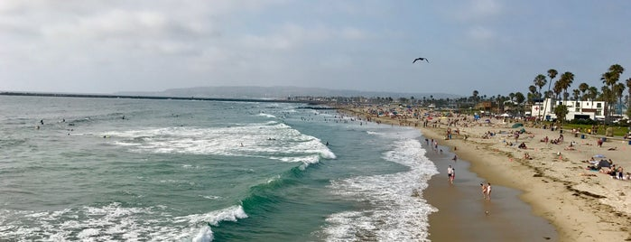 Ocean Beach is one of San Diego, California.