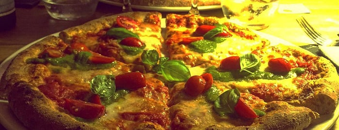 Pizzeria Savô is one of Mikeさんの保存済みスポット.