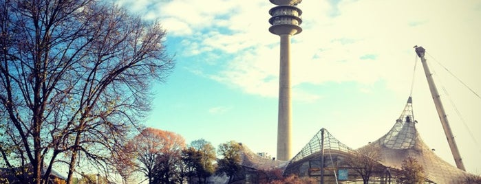 Olympiapark is one of Munich Social.