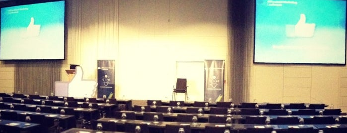 AllFacebook Conference is one of Social Media Locations.