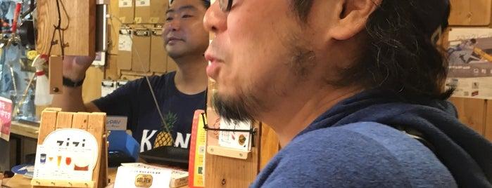 Beer++ / Jujo Suiken Brewery is one of ビアパブ(都内).