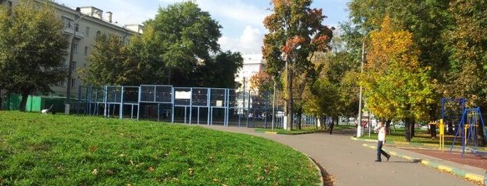"""Новослободский парк is one of 9 Анекдоты из """"жизни"""" и Жизненные """"анекдоты""""!!!."""