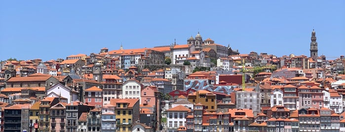 Terrace Lounge 360º is one of Porto.
