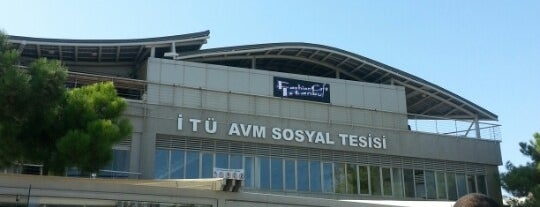 İTÜ AVM Sosyal Tesisi is one of Zuzu 님이 저장한 장소.