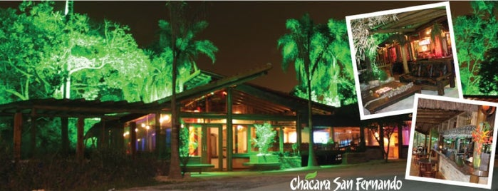 Chácara San Fernando Sushi e Pizza is one of Lugares favoritos de Mil e Uma Viagens.