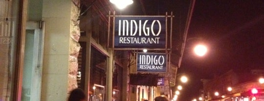Indigo is one of Favorite Local Kine Hawaii.