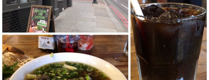 Pho Battersea is one of Clapham.