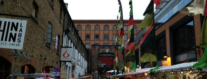 Camden Lock Market is one of Things to do in Europe 2013.