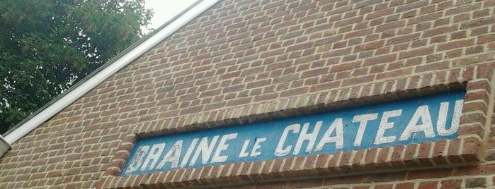 Braine-le-Château is one of Lieux qui ont plu à Jean-François.