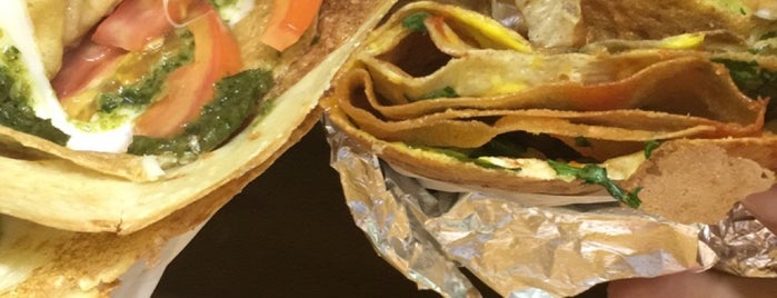 Melange Creperie Conservatory is one of Late Night Dining Options.