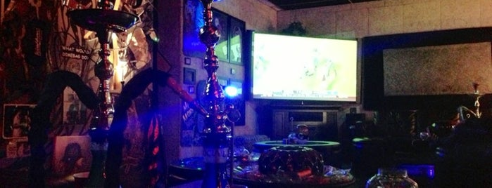 Fusion is one of Hookah.