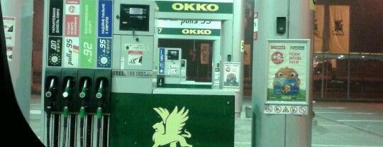 OKKO is one of Tempat yang Disukai Julka.
