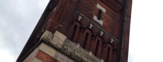 The Clock Tower is one of Posti che sono piaciuti a Del.