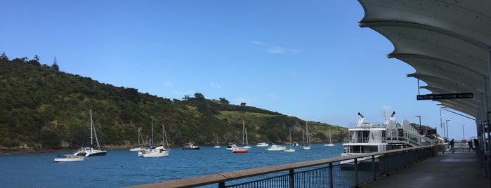 Waiheke Island is one of NZ to go.
