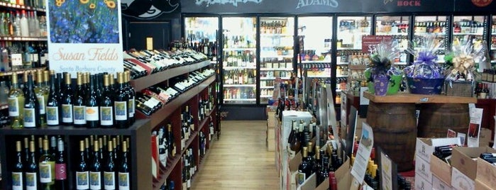 Pinehurst Wine Shoppe is one of Lugares guardados de Jason.