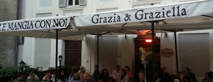 Grazia & Graziella is one of Bons plans Rome.