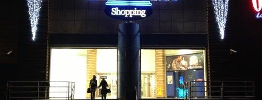 Domina Shopping is one of Tempat yang Disukai Денис.
